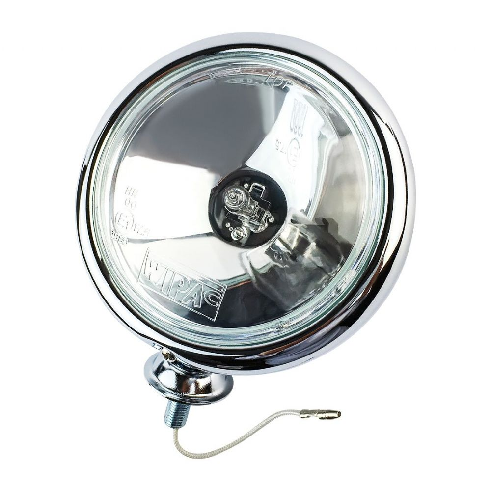 Wipac Classic Style Chrome MIni Driving Lamps S6055